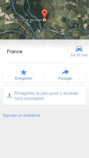 اnow you can use google maps on your phone without internet ~ mourad on