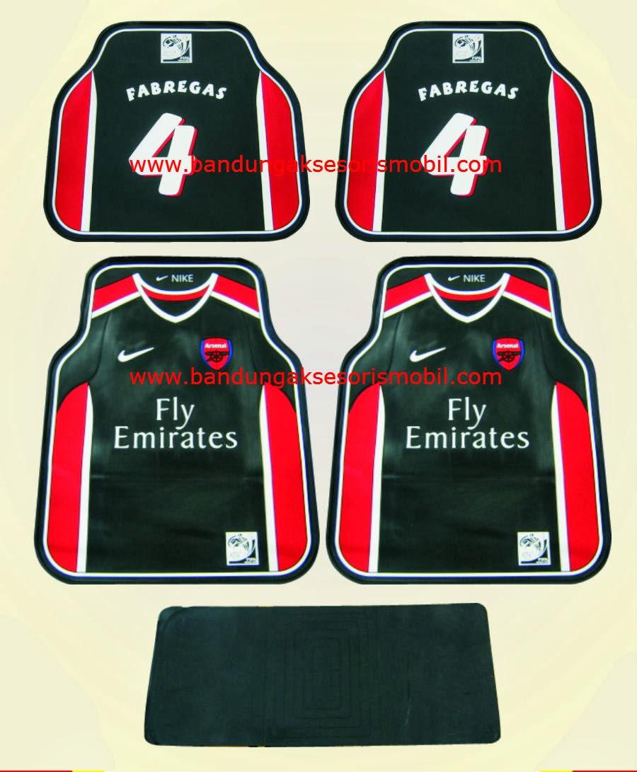 Karpet Arsenal Fabregas