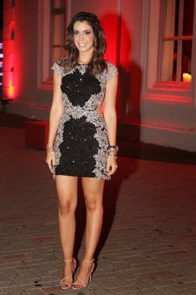 Camila Coutinho a mais bem vestida de 2013