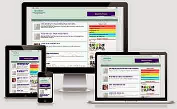 Ringan Responsive Seo Valid Html5 Css 100 Persen All Page