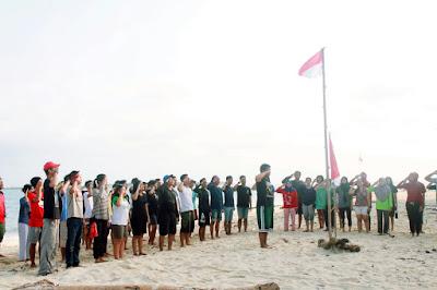 Pulau Opak Kepulauan Seribu Jakartaa