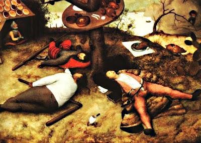 País de Xauxa (Pieter Brueghel el Vell)