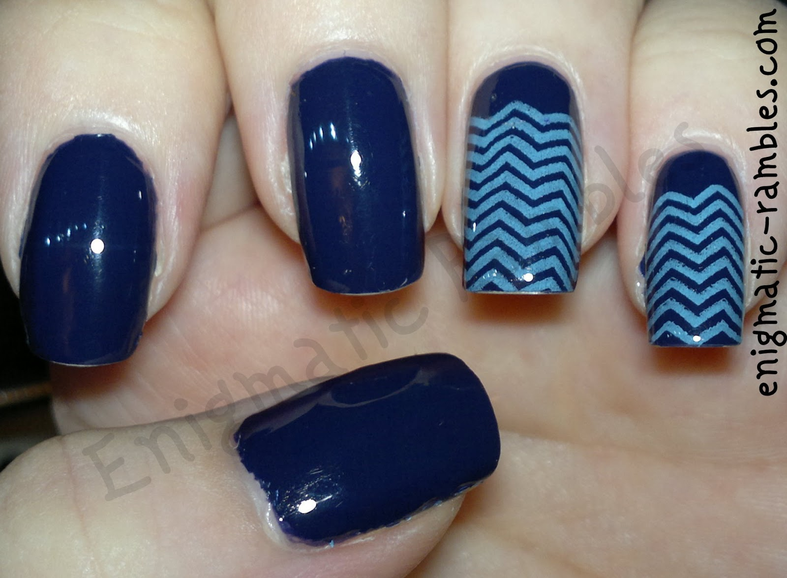 navy-blue-stamped-stamping-opi-road-house-maybelline-cool-blue-651-bundle-monster-bm201-201