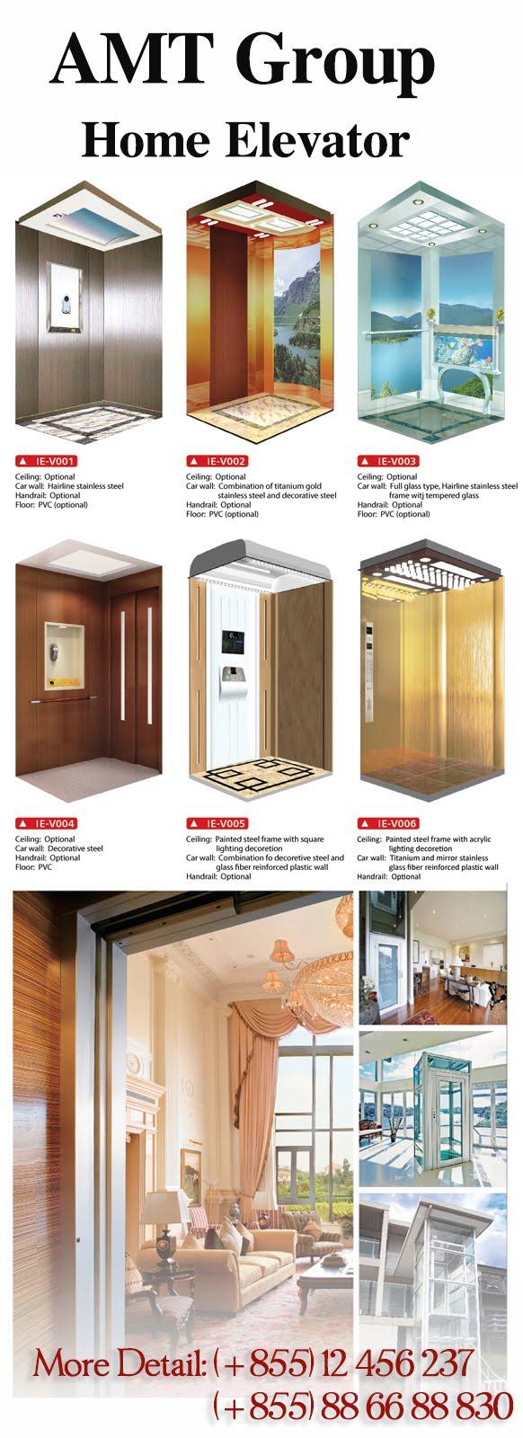 iCON Home Elevator