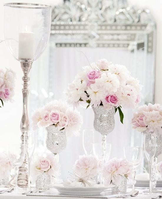 Runway fashions about weddings blush pink great idea