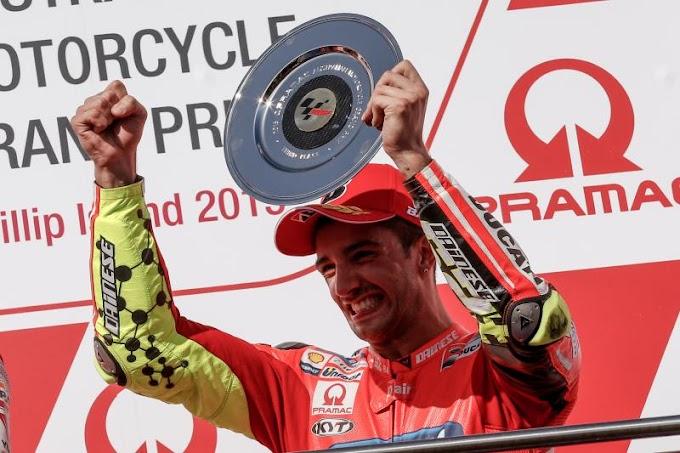 "Aksi Keren Iannone Lakukan ""Double Overtake"" di Phillip Island"
