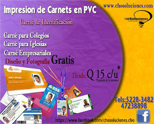 Carnets desde Q15.00