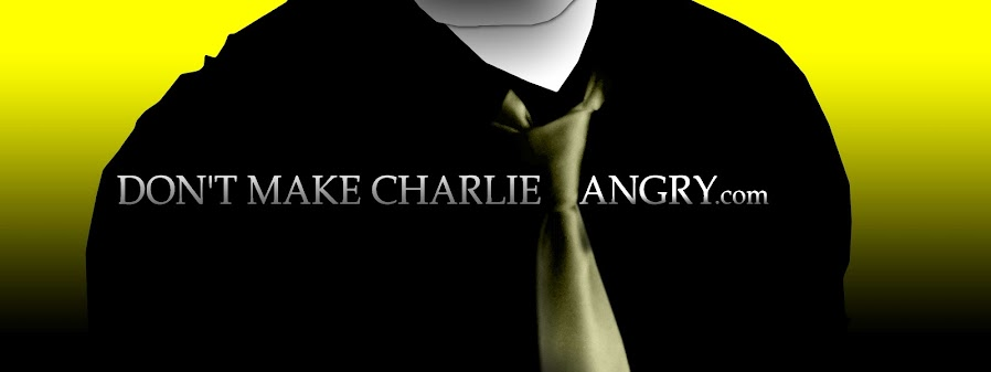 Don&#39;t Make Charlie Angry