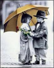 dragostea-o colecție de sentimente inocente și pure.