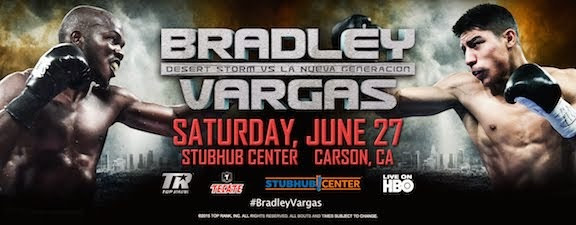 Bradley-Vargas at  StubHub