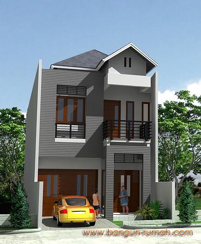Gambar Desain Rumah Minimalis  Gambar Rumah Minimalis