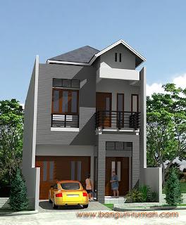 model rumah lantai 2 on Gambar Rumah Minimalis - Desain Bagus | setting blog