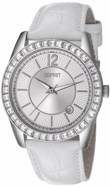 Esprit Timewear Opera of Allure Double Icon White Watch price india