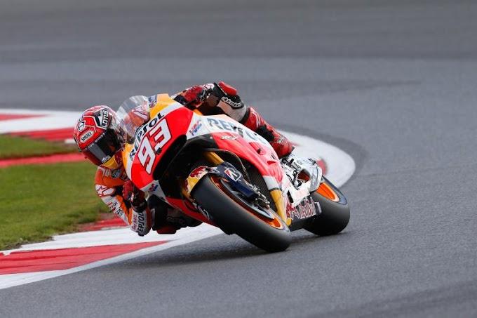 Analisa MotoGP Silverstone 2015 - Mengerucut Pada Lorenzo Vs Marquez