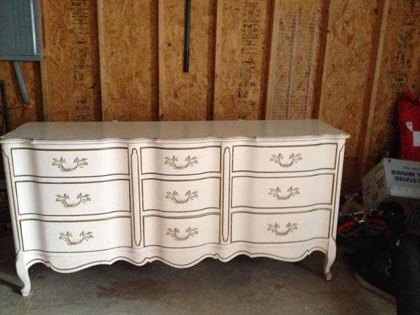 Re Purposedrestorations French Provincial Dresser