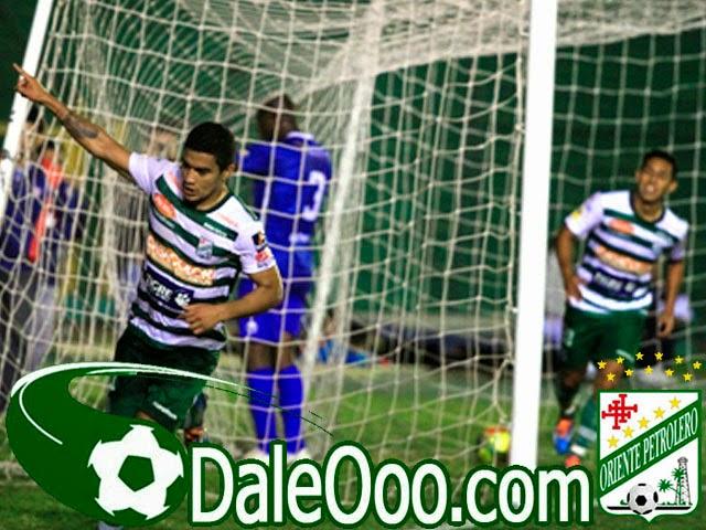 Oriente Petrolero - Alcides Peña - Rodrigo Vargas - DaleOoo.com sitio del Club Oriente Petrolero