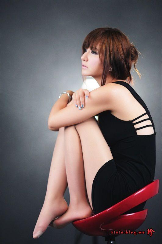 Hot girl Ryu Ji Hye