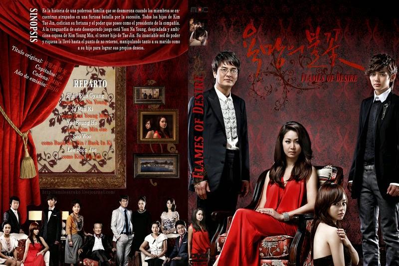 Ngọn Lửa Tham Vọng - Flames of Desire MBC 2012