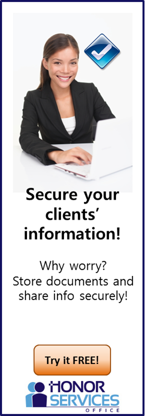 Is your client information safe?
