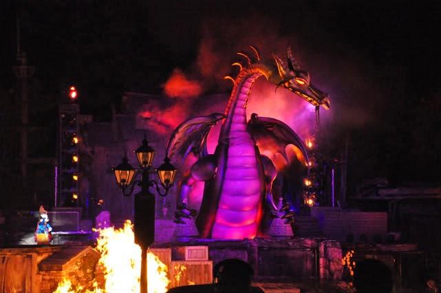 Fantasmic HD Orlando Disney Show