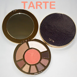 .Tarte Showstopper Clay Eye & Cheek paletta