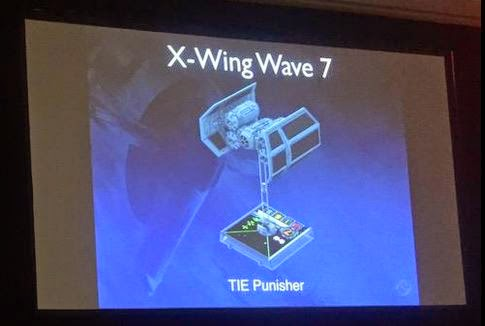 X-Wing Wave 7 TIE Punisher
