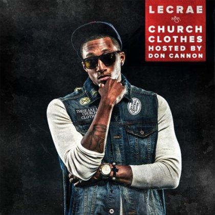 Lecrae - Church Clothes - mixtape album artwork - download or stream on True Vine Productions