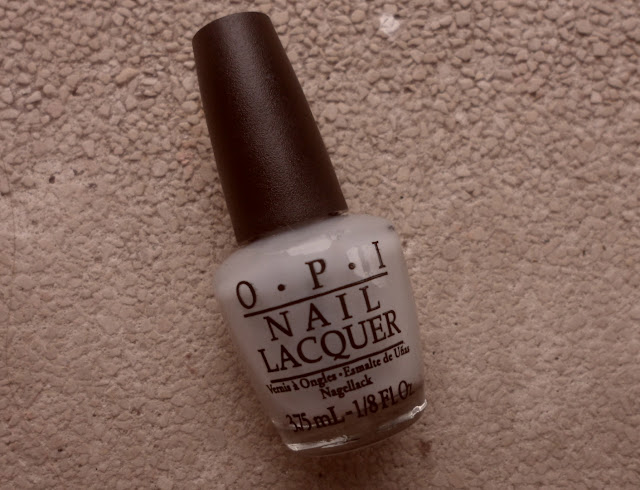 NOTD: OPI My Pointe Exactly+HAPPY BIRTHDAY TO MEEEEE