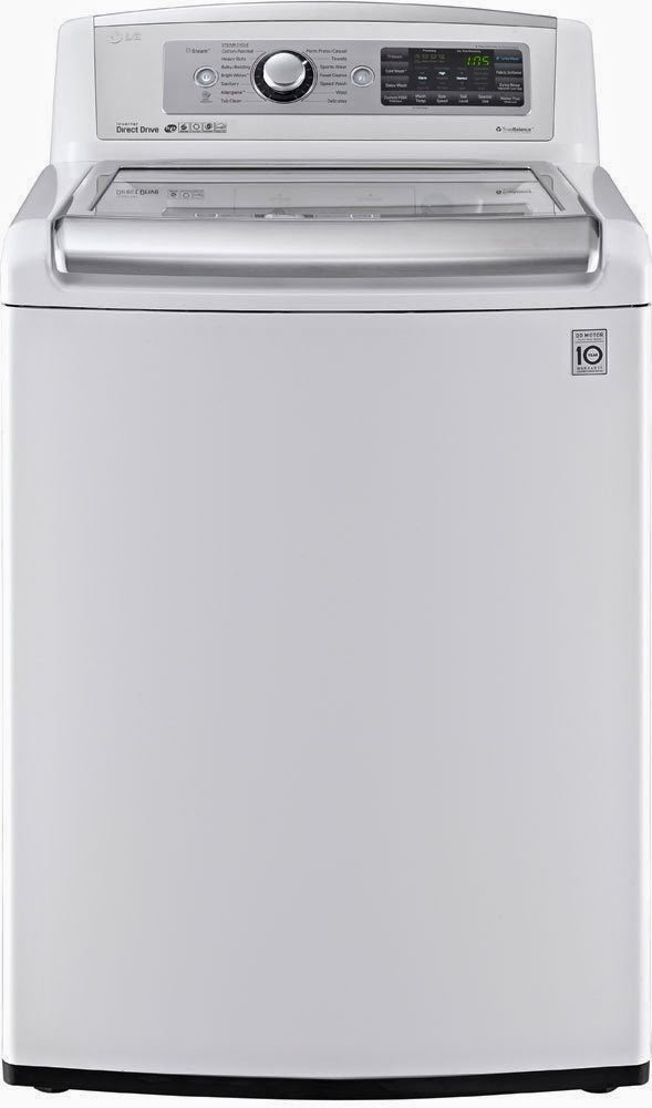 Lg High Efficiency Washer And Dryer