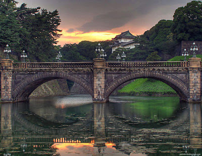 Imperial Palace, Tokyo, Japan - Beautiful Picture