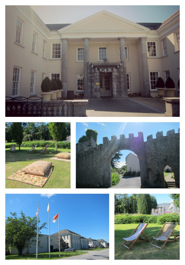 Castlemartyr hotel and grounds