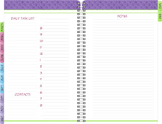 Day planning on my ipad using notetaker hd and evernote for Evernote daily planner template