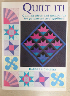 "Book: ""Quilt It!"" by Barbara Chainey"