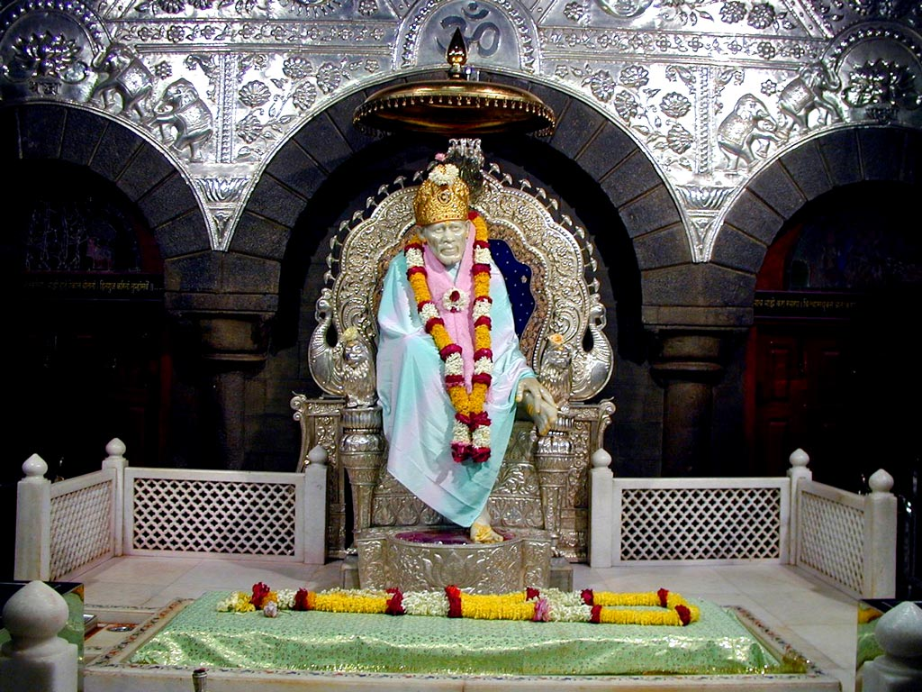 sai baba of shirdi hd wallpaper for desktop sai baba hd