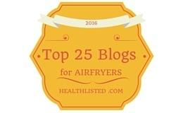 Top 25 Airfryer Blogs