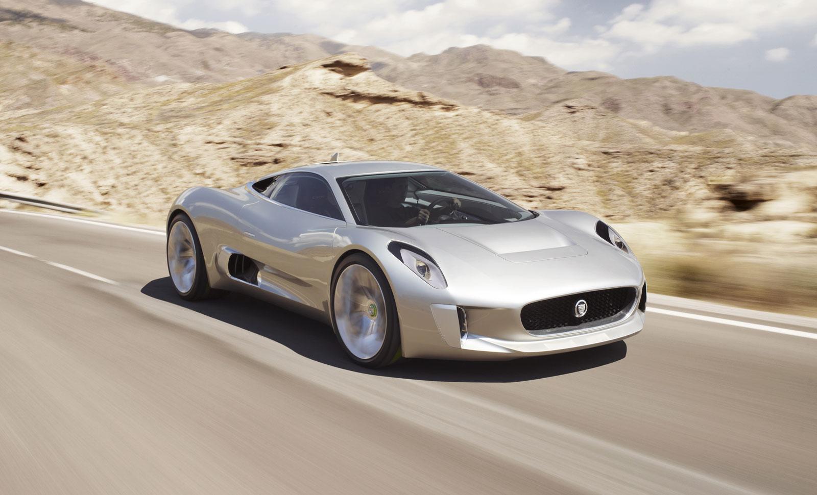 Information Auto Parts: Top 10 Progressive Sports Cars of the Future