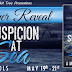 Cover Reveal - Suspicion At Sea by Amie Nichols
