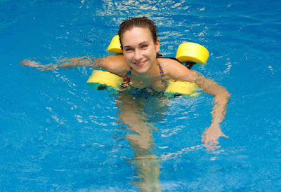 How to Get 6-Pack Abs with Water Aerobics
