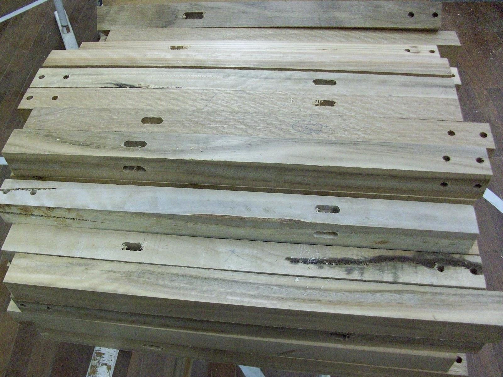 Técnicas de marcenaria: Projetos de móveis Banqueta de madeira #595045 1600x1200