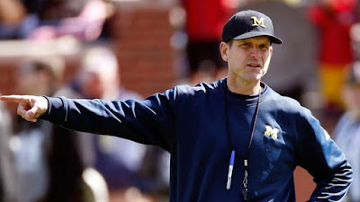Jim Harbaugh admits Michigan St. is currently the biggest guy on the block