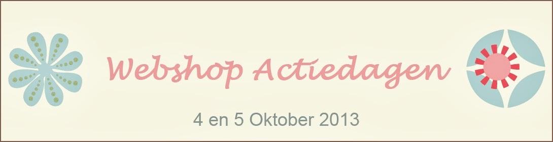Webshop Actiedag