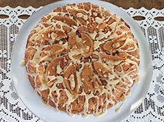 Thanksgiving Apple Cider Cake