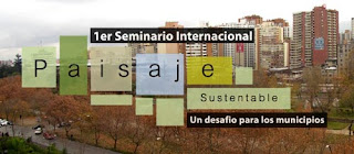 seminario paisaje sustentable