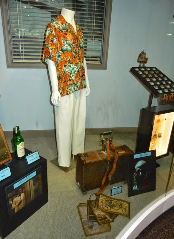 12 Monkeys film costume prop exhibit