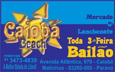 CAIOBÁ BEACH