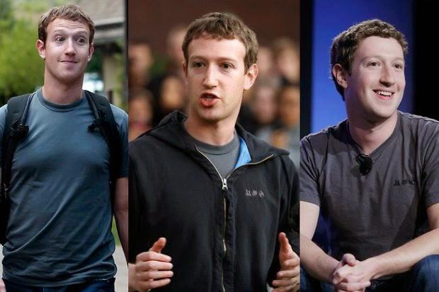 Rahsia Zuckerberg Pengasas Facebook