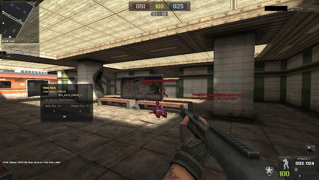 Download Cheat Point Blank Terbaru 2-3 Mei 2013