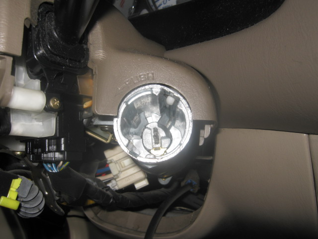 Corolla Diy 98 02 Key Ignition Switch Replacement