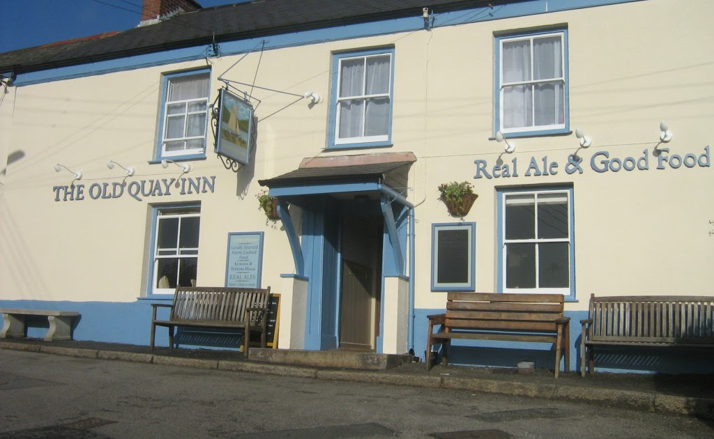 Cornwall Pub Trail Truro To St Mawes