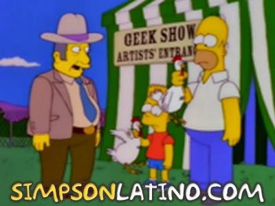 Los Simpson 9x12